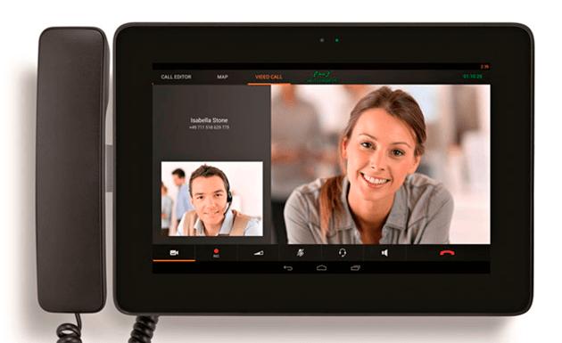 Videoconferencias por Teléfonos IP